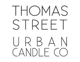 Thomas street candle co logo